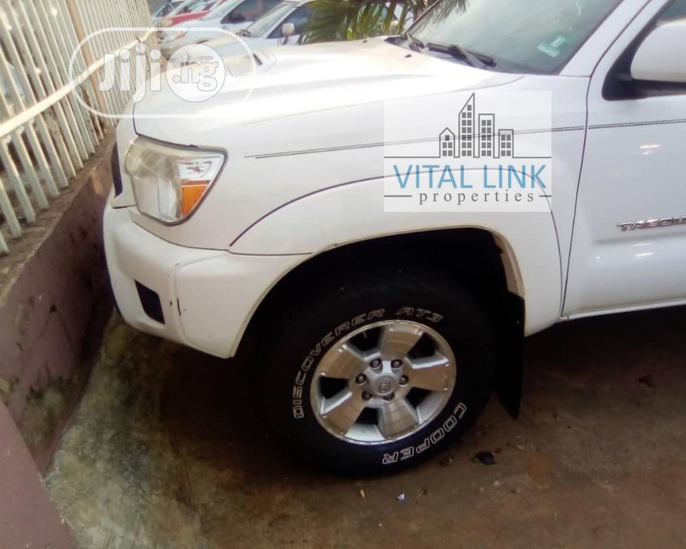 Toyota Tacoma 2008 White | Cars for sale in Osogbo, Osun State, Nigeria