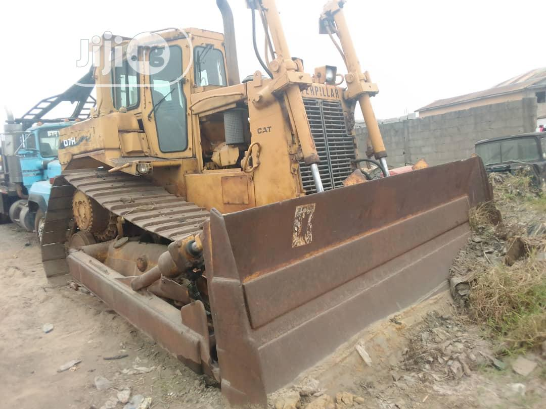 Direct Tokunbo D7H Dozzer For Sale | Heavy Equipment for sale in Ikorodu, Lagos State, Nigeria