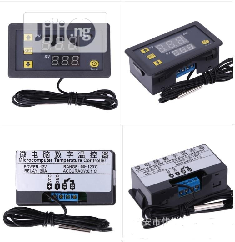 Intelligent Temperature Controller Digital Thermostat In Lugbe District Computer Hardware Somadina I Jiji Ng