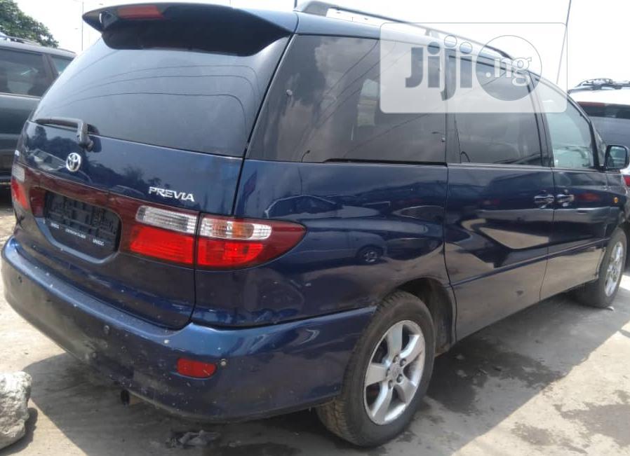 Toyota Previa 2002 | Cars for sale in Orile, Lagos State, Nigeria