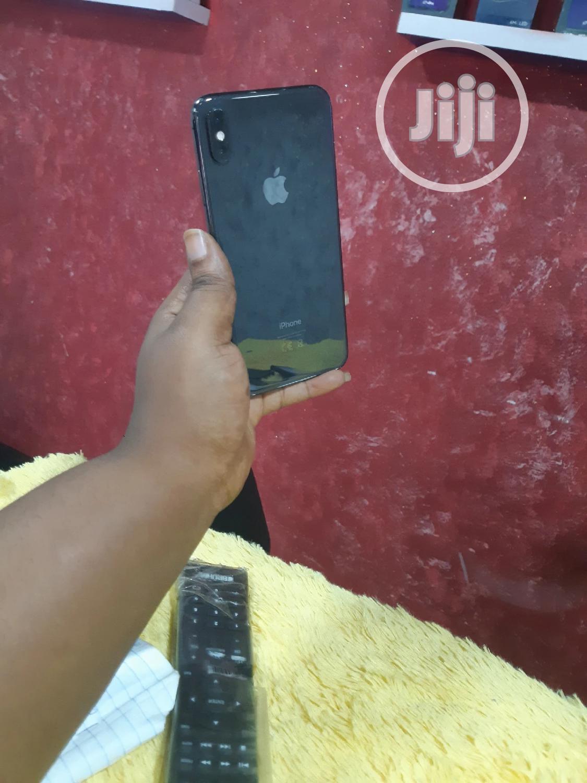 Apple iPhone XS Max 64 GB Black   Mobile Phones for sale in Benin City, Edo State, Nigeria