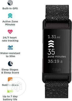 Fitbit Charge 4 Special Edition Fitness And Activity Tracker | Smart Watches & Trackers for sale in Lagos State, Ikeja