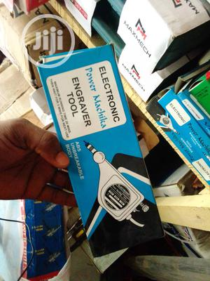 Engraving Machine | Hand Tools for sale in Lagos State, Ojo