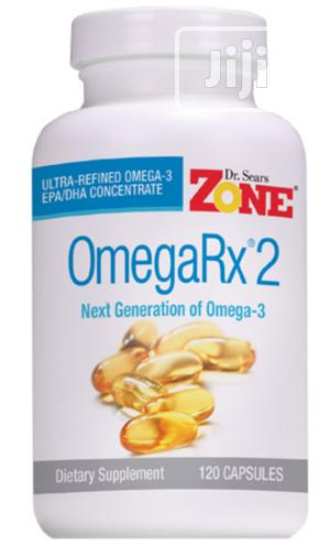 Dr Sear's Omega Rx2   Vitamins & Supplements for sale in Lagos State, Yaba