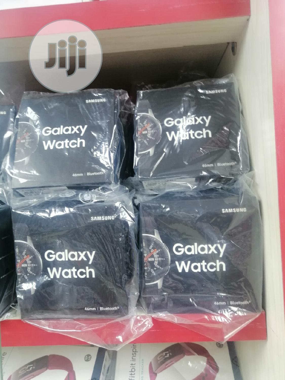 46mm Samsung Galaxy Watch | Smart Watches & Trackers for sale in Ikeja, Lagos State, Nigeria