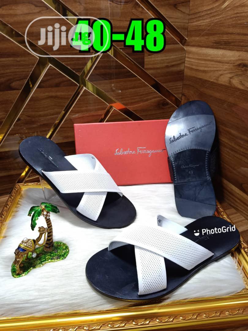 Quality Italian Ferragamo Palm   Shoes for sale in Surulere, Lagos State, Nigeria