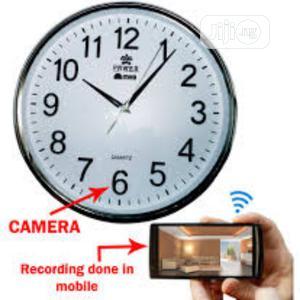 Clock Spy Camera   Security & Surveillance for sale in Abuja (FCT) State, Garki 1