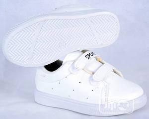 Children White Canvas | Children's Shoes for sale in Abuja (FCT) State, Gwarinpa