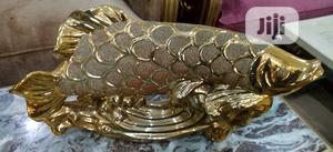 Very Unique Golden Fish Table Decorator | Arts & Crafts for sale in Lagos State, Ojo