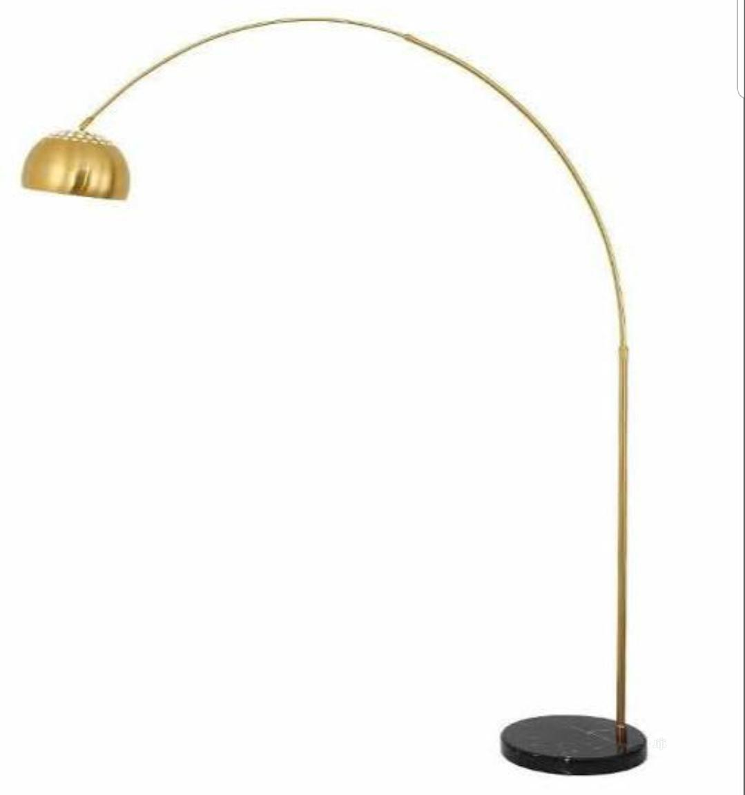 Archive: Cairo Arc Floor Lamp (H179cm X W35cm)