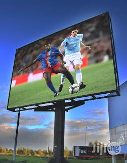 Multimedia Outdoor Advertising LED Display   TV & DVD Equipment for sale in Kano State