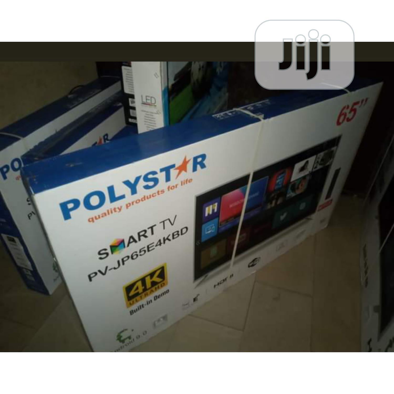 Polystar Smart Tv 65inches