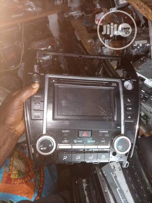 Car Radio for Toyota Camry | Vehicle Parts & Accessories for sale in Lagos State, Isolo