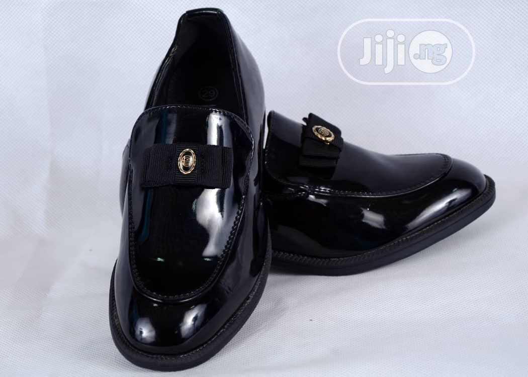 Boys Corporate Shoes