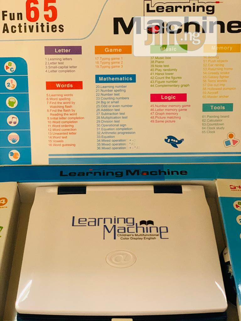65 Functions Educational Learning Machine | Toys for sale in Surulere, Lagos State, Nigeria