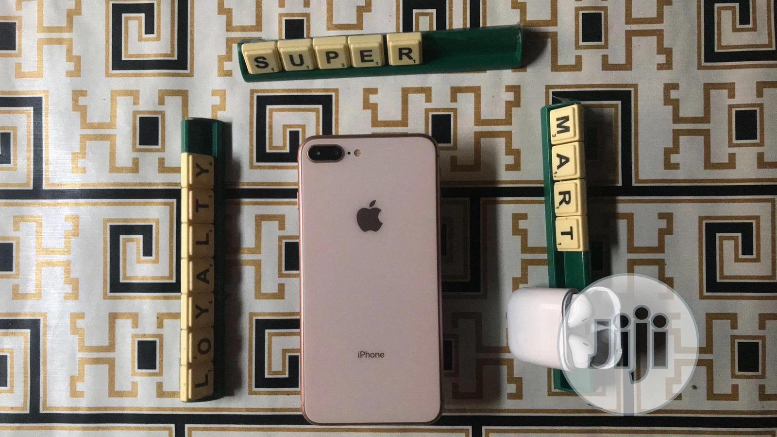 Apple iPhone 8 Plus 64 GB Gold | Mobile Phones for sale in Ikeja, Lagos State, Nigeria