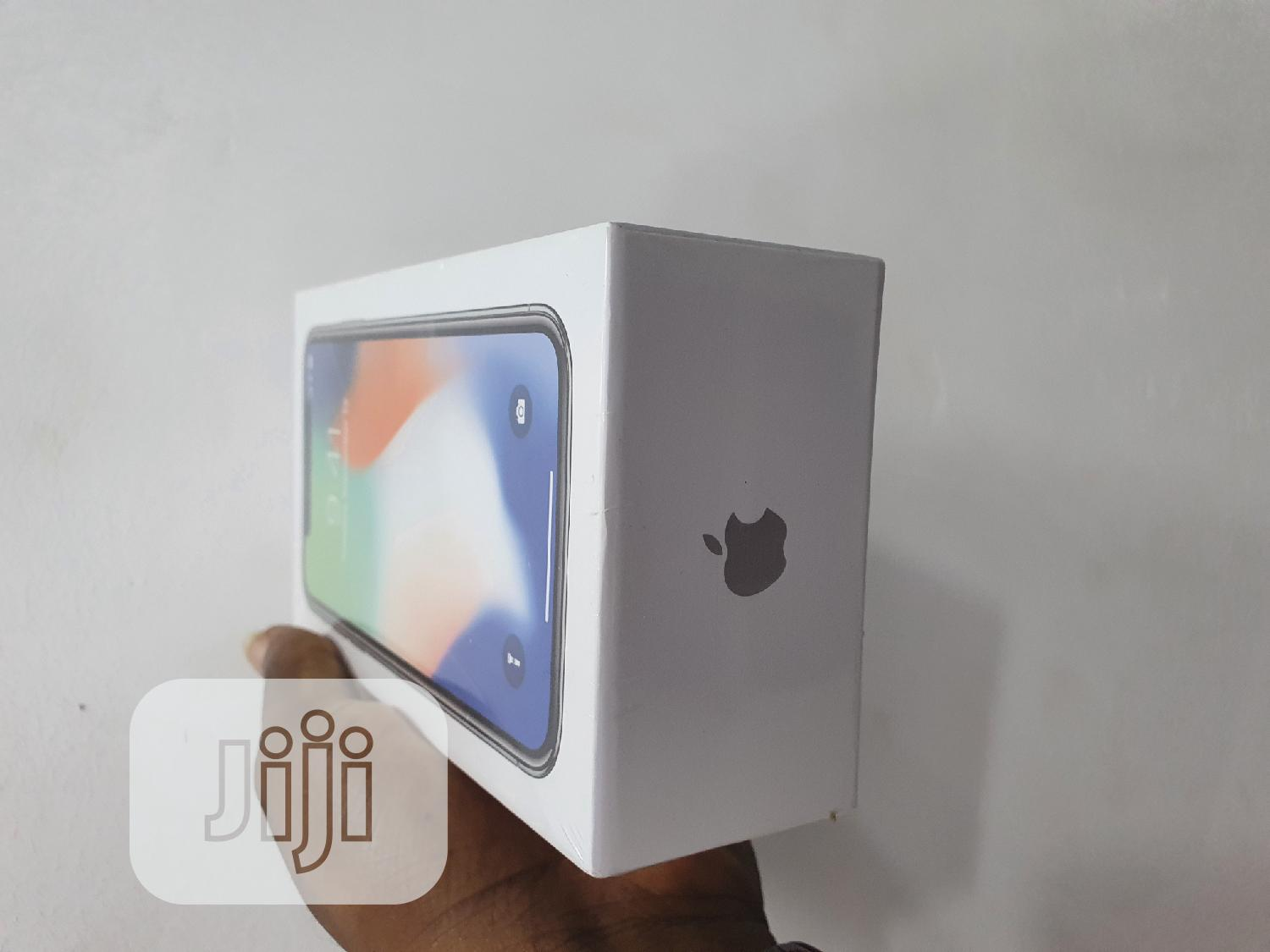 New Apple iPhone X 256 GB Silver | Mobile Phones for sale in Ikeja, Lagos State, Nigeria