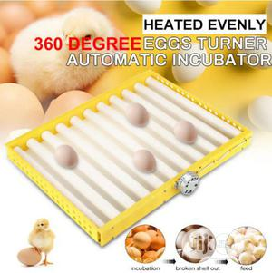 Automatic Poultry Chicken Turkey Quail Incubator Egg Tray | Farm Machinery & Equipment for sale in Abuja (FCT) State, Lugbe District