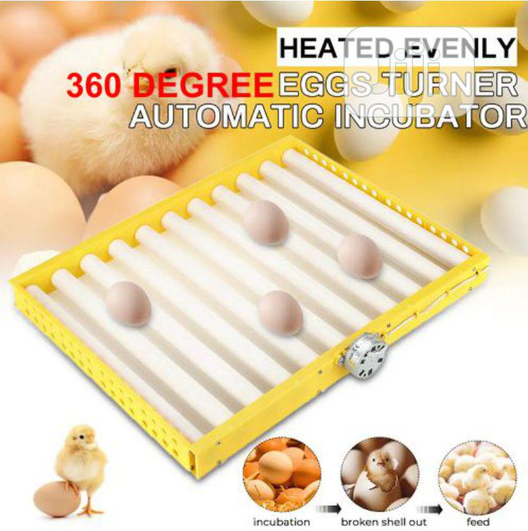 Incubator Automatic Poultry Chicken Turkey Quail Egg Tray