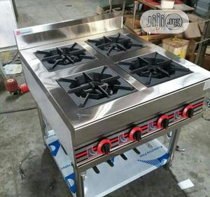 Four Burner Gas Cooker Without Oven   Restaurant & Catering Equipment for sale in Lagos State, Surulere