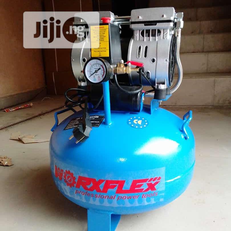 Airless Compressor Or Oil Less Compressor