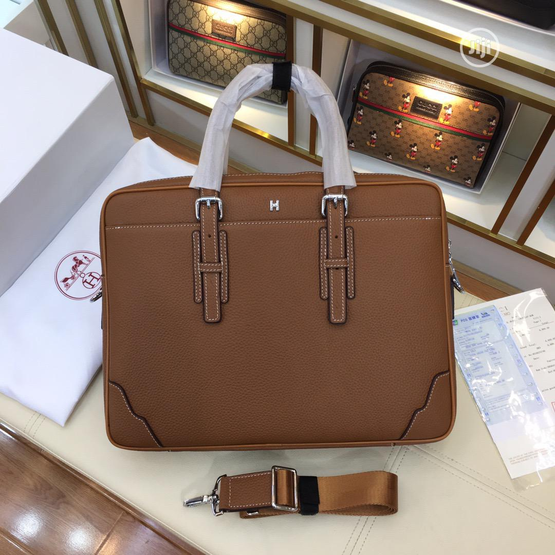 Hermes Laptop Office Bag Available as Seen Order Yours Now