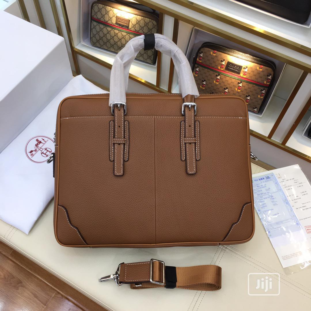 Hermes Laptop Office Bag Available as Seen Order Yours Now | Bags for sale in Lagos Island (Eko), Lagos State, Nigeria