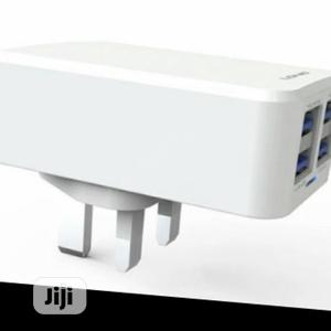 Ldnio 4 Usb Output 4.2A Wall Charger | Accessories for Mobile Phones & Tablets for sale in Lagos State, Ikeja