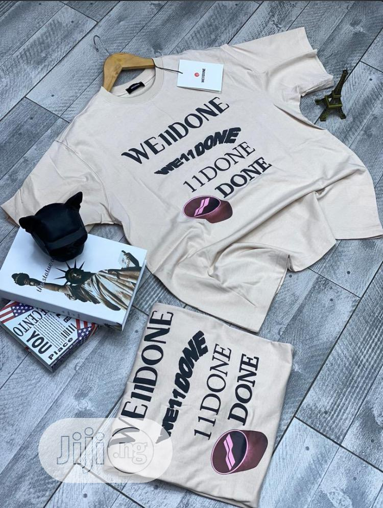 Archive: Well Done T Shirt
