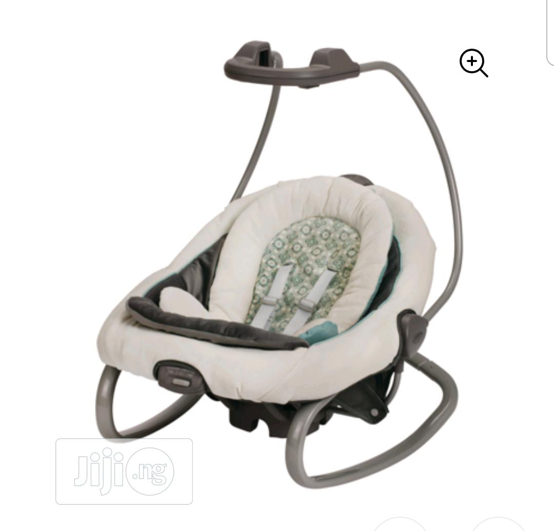 Graco Baby Swing And Rocker | Children's Gear & Safety for sale in Port-Harcourt, Rivers State, Nigeria