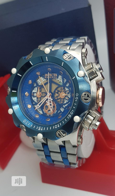 Invecta Wrist Watch