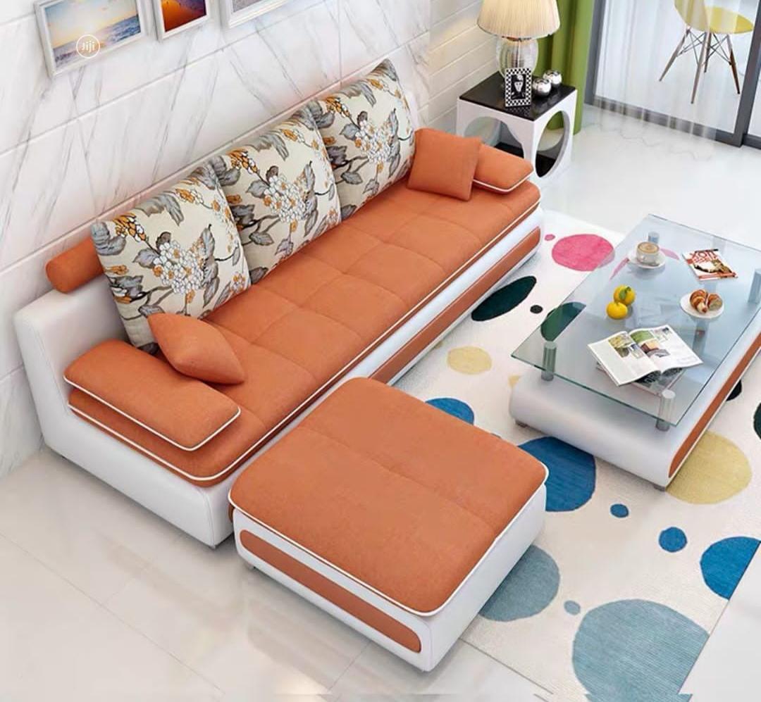 Unique L Shape 4 Seater