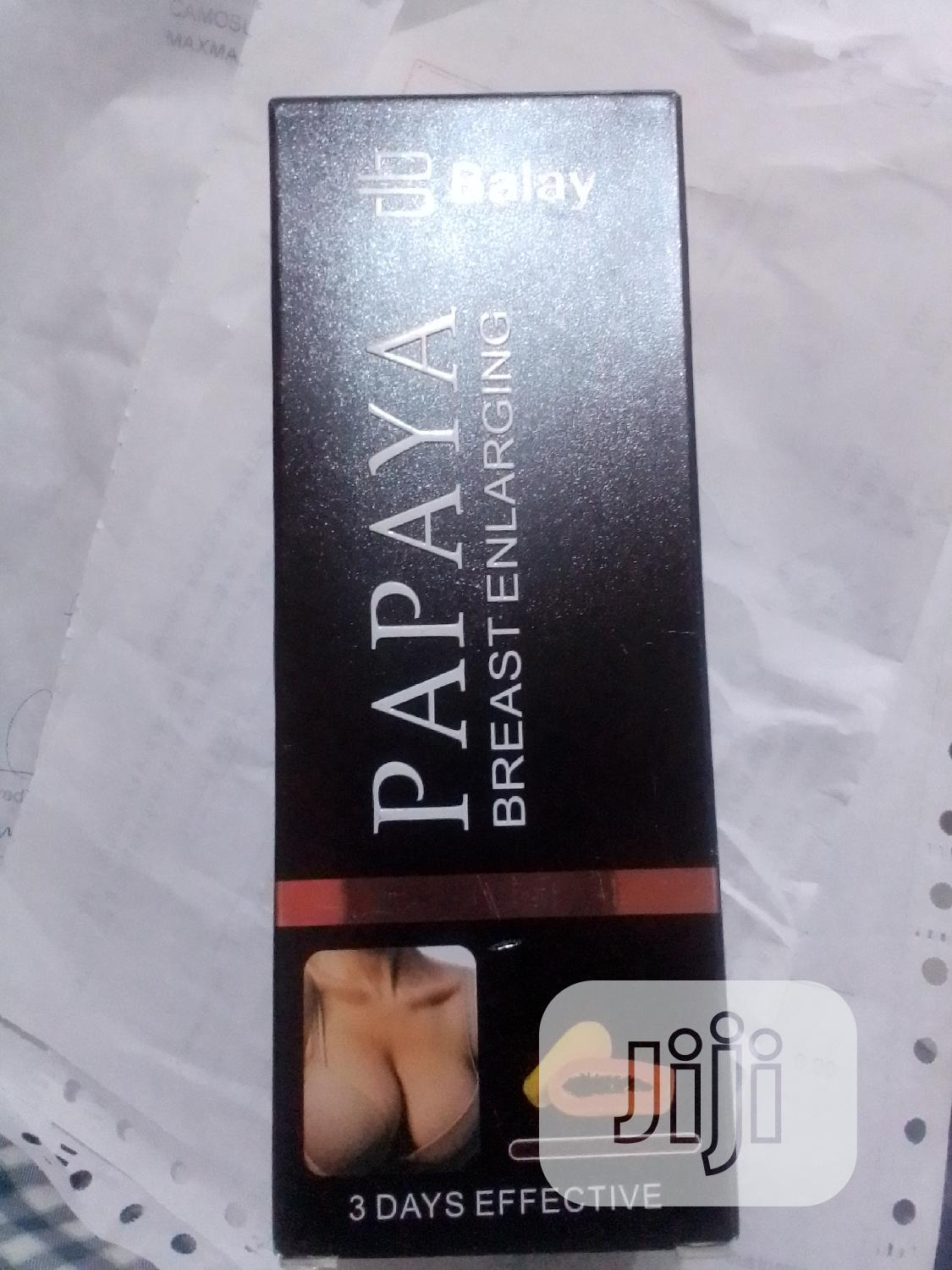 Balay Papaya Breast Enlargement Oil | Sexual Wellness for sale in Wuse 2, Abuja (FCT) State, Nigeria