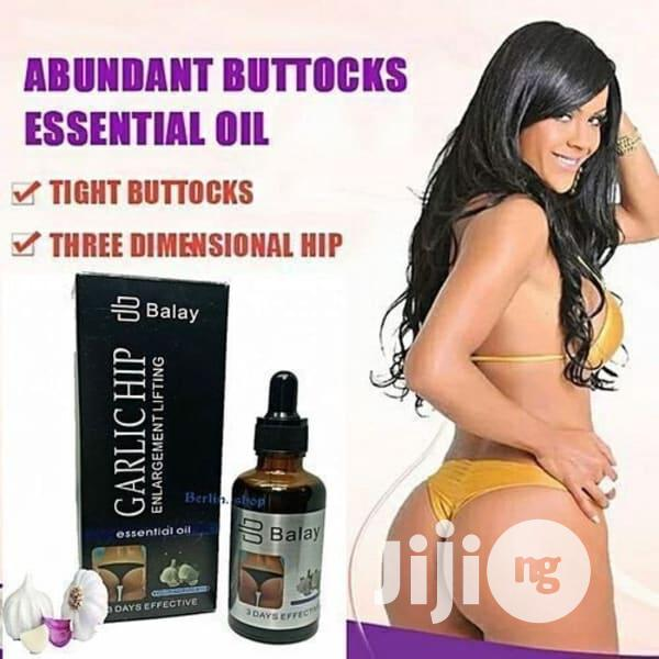 Balay Garlic Hip Enlargement Lifting Essential Oil