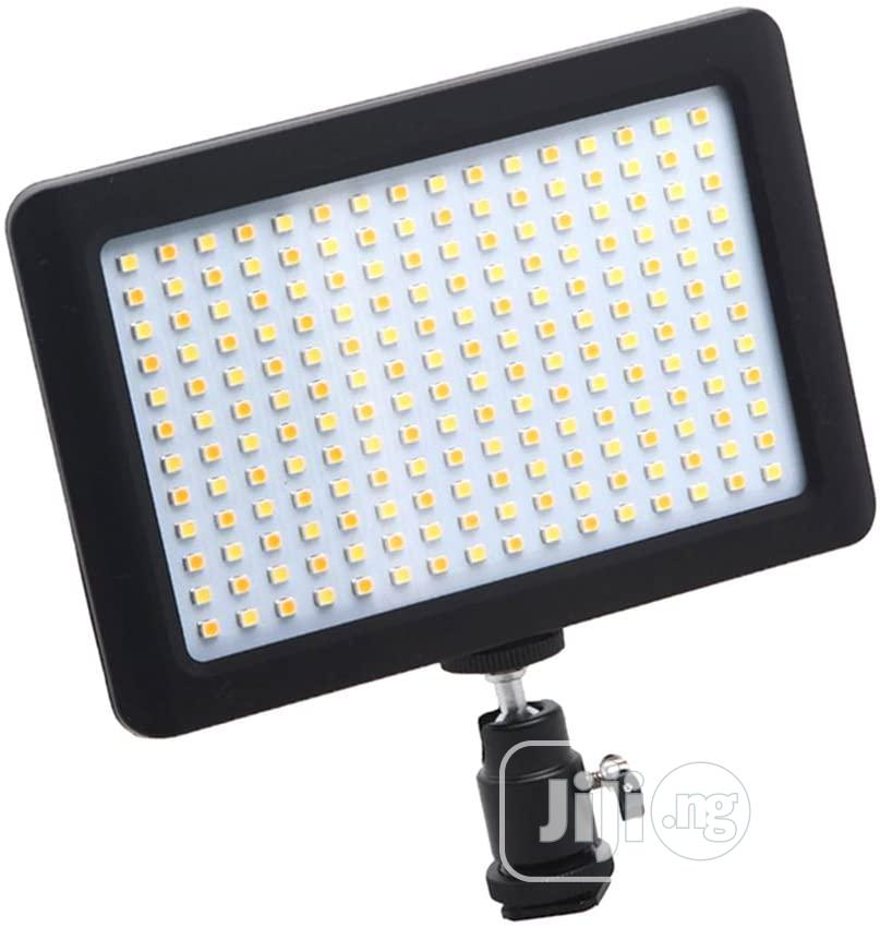 192 6000k Pad LED Video Light Panel Mount Hot Mount Lamp   Stage Lighting & Effects for sale in Ikeja, Lagos State, Nigeria