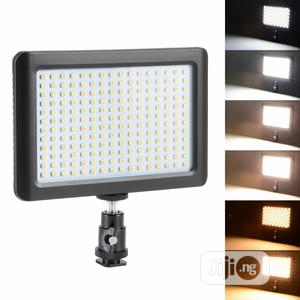 192 6000k Pad LED Video Light Panel Mount Hot Mount Lamp   Stage Lighting & Effects for sale in Lagos State, Ikeja