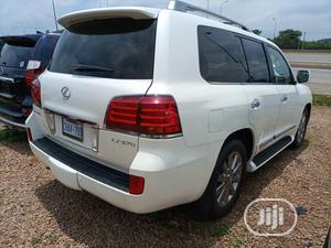 Lexus LX 2010 570 White | Cars for sale in Abuja (FCT) State, Gwarinpa