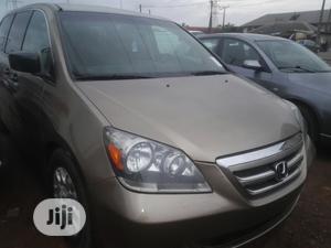Honda Odyssey 2006 LX Gold | Cars for sale in Lagos State, Oshodi