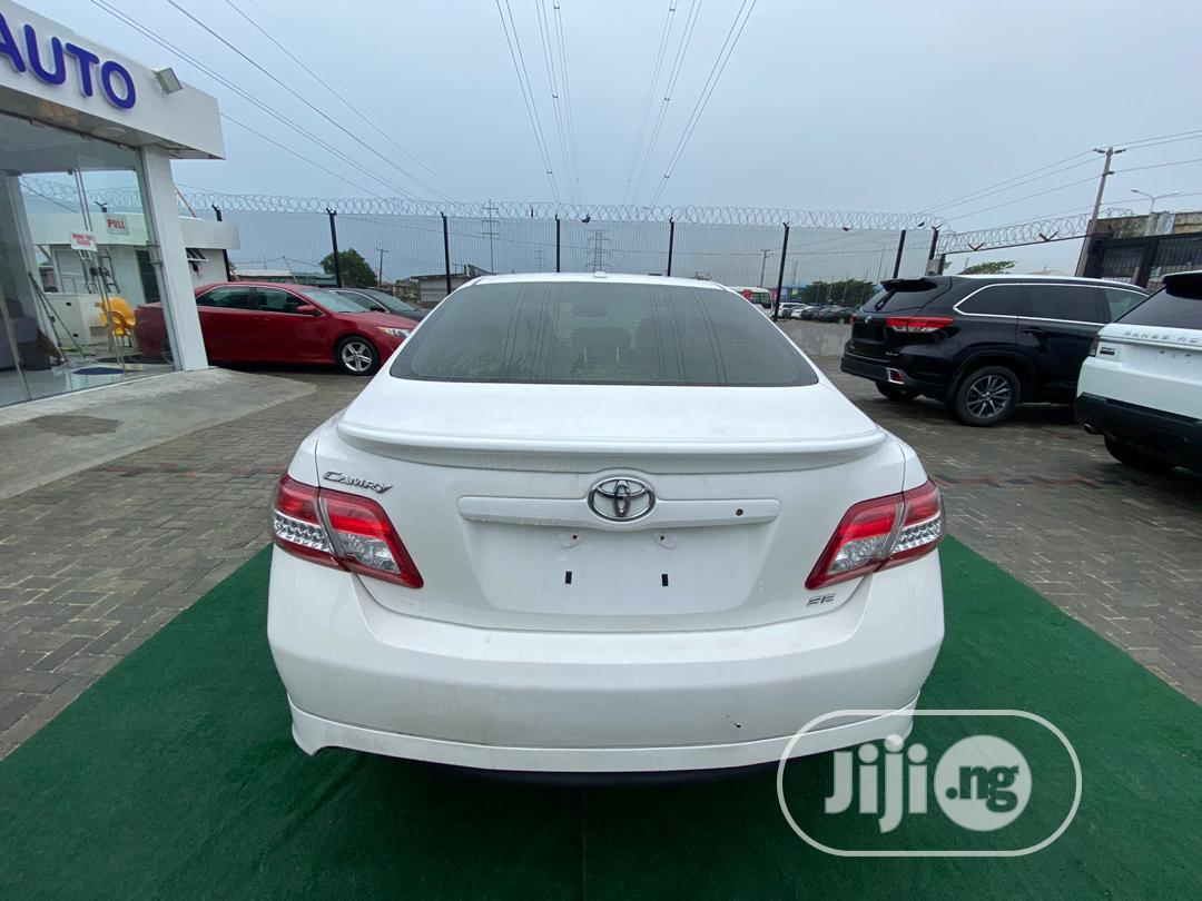 Toyota Camry 2011 White | Cars for sale in Lekki, Lagos State, Nigeria