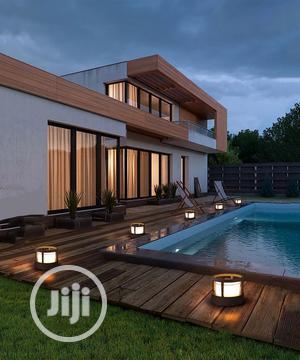 Modern Indoor/Outdoor Waterprof Led Wallmp Interior Lights   Garden for sale in Lagos State, Ejigbo