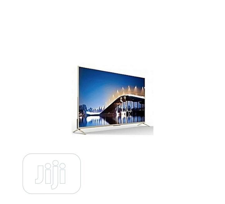 "Polystar 55""Inchs Android Smart 4k Ultra HD LED TV"