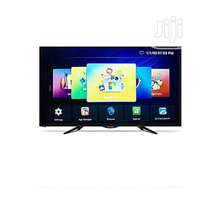 Polystar 50inch SMART LED, Android Straight Television