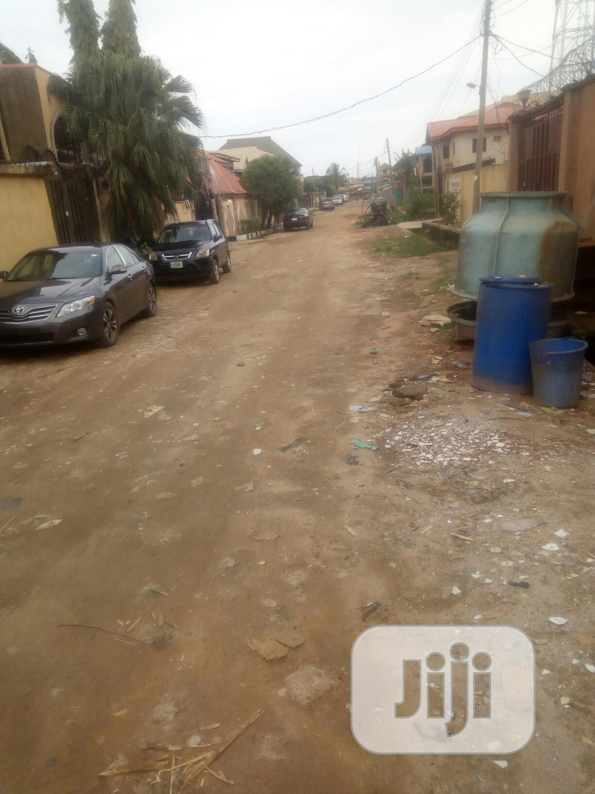 Half Plot of Land for Sale | Land & Plots For Sale for sale in Isolo, Lagos State, Nigeria