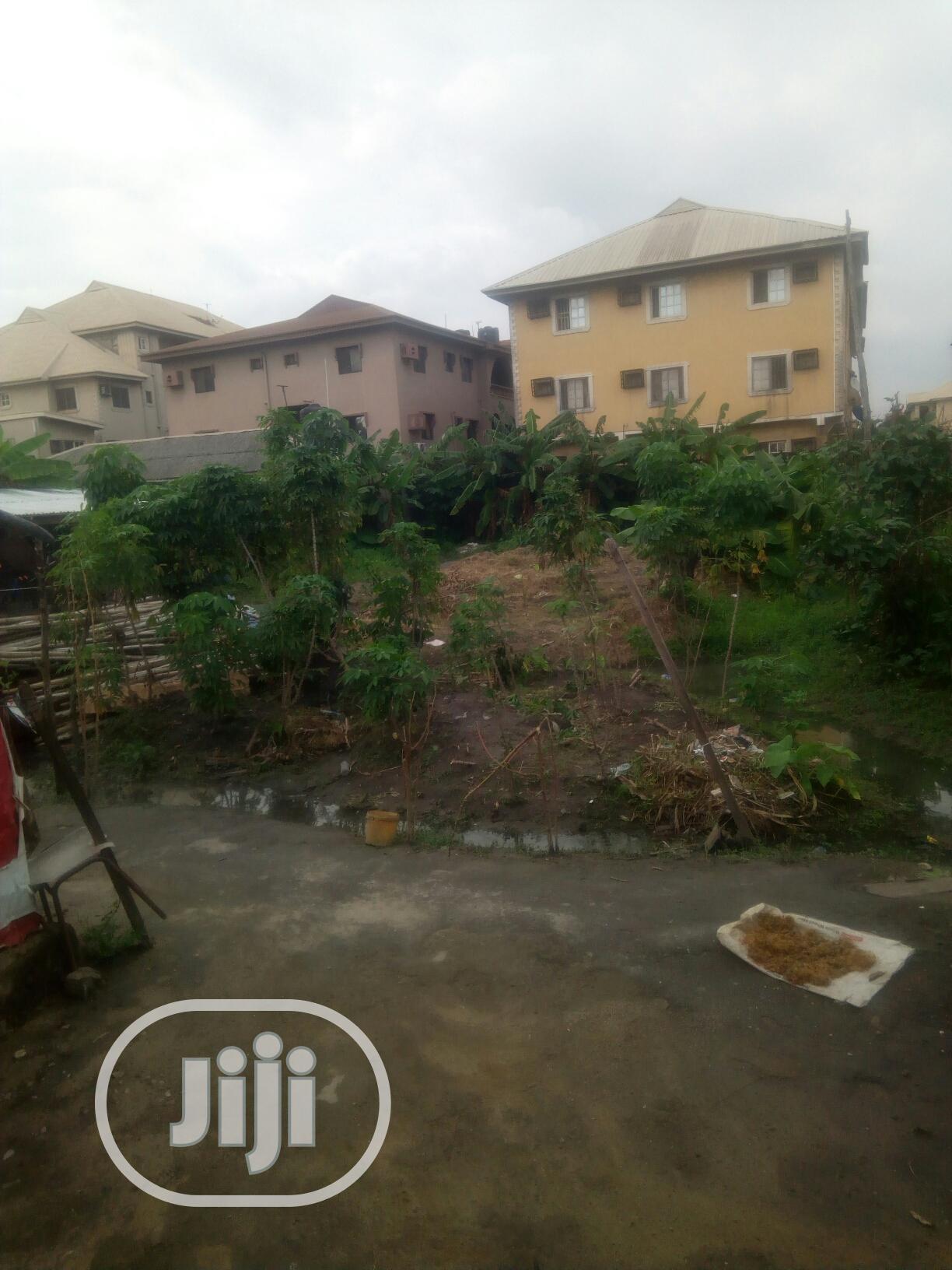 Half Plot of Land for Sale