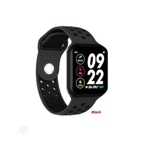 Heart Rate Monitor Blood Pressure Fitness Tracker Sport We | Smart Watches & Trackers for sale in Lagos State, Agege
