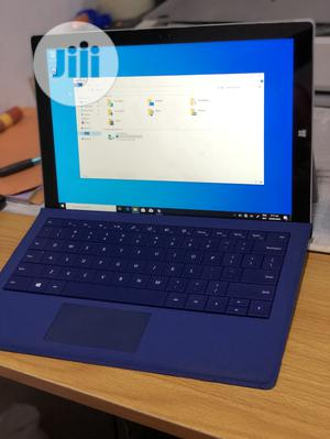 Laptop Microsoft Surface Pro 3 8GB Intel Core i5 SSD 256GB | Laptops & Computers for sale in Lagos State, Ikeja