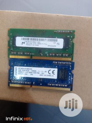 8gb/4gb Pc3l Laptop Memory. | Computer Hardware for sale in Lagos State, Ikeja