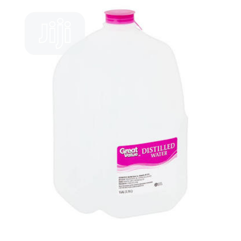 Distilled Water For Tubular Battery