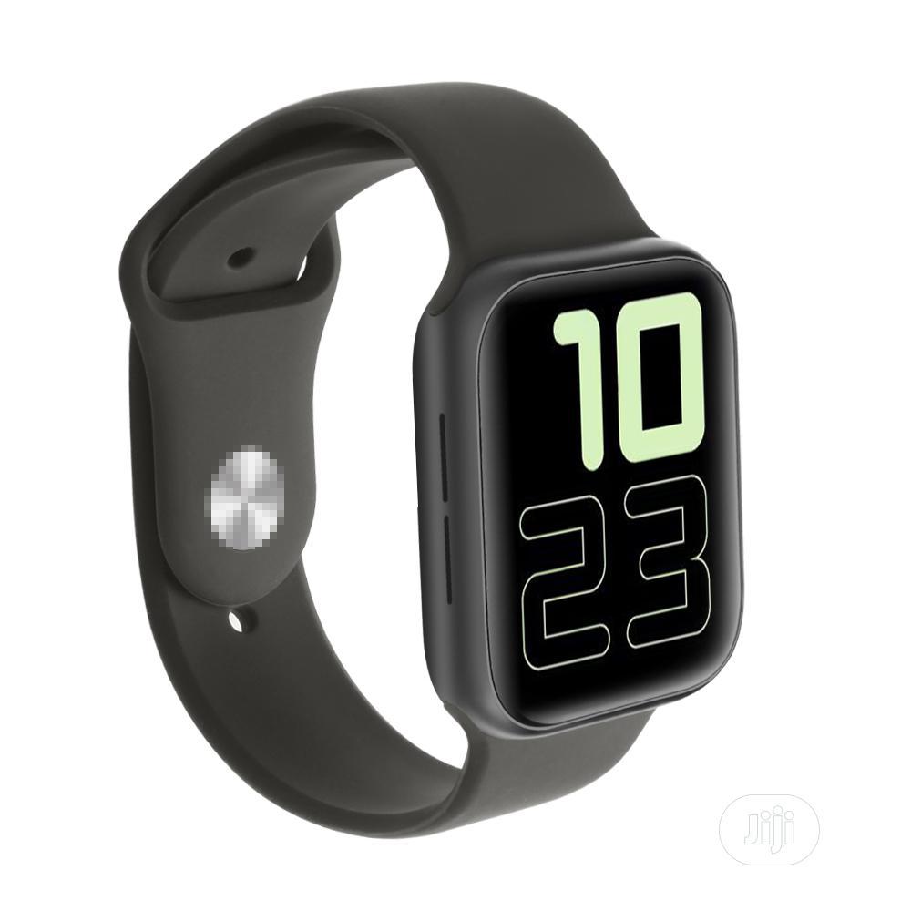 Bluetooth Smart Watch IWO13 W55 Smartwatch Iwo 1:1 Iwatch 5 | Smart Watches & Trackers for sale in Ikeja, Lagos State, Nigeria