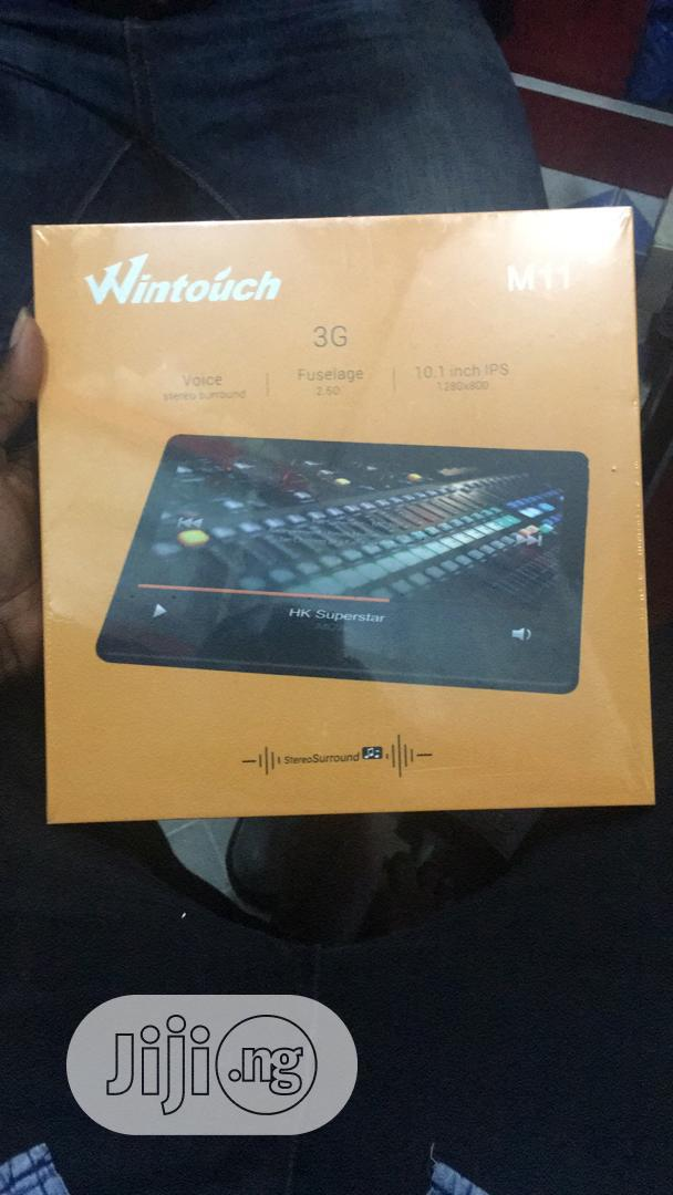 New Wintouch M11 16 GB Black
